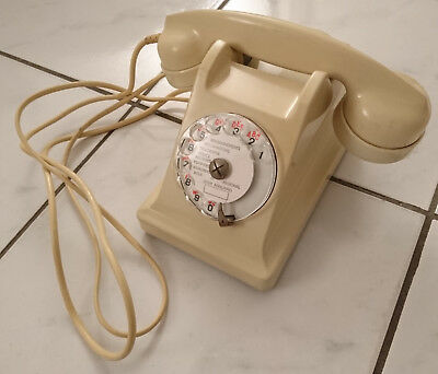 telephone collection vintage type U43 Ivoire