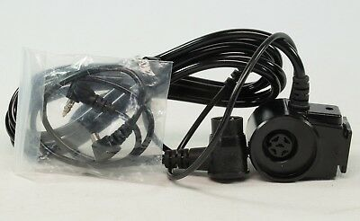 Vintage Vivitar 283 Remote Sensor And PC Leads