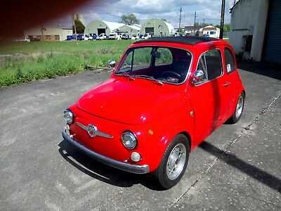 Fiat 500L Abarth evocation. 650cc engine. MOT. Restored. PX possible WHY?