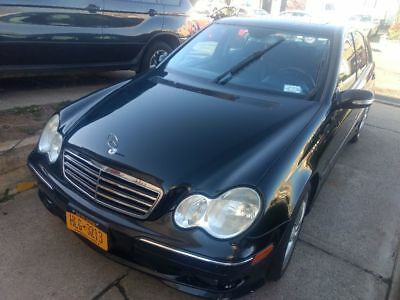 2005 Mercedes-Benz C-Class  2005 mercedes-benz c230 kompressor