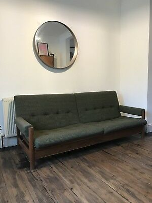 Danish/scandi Vintage Mid Century 60S 'Guy Rogers Style' Day Bed/sofa Bed