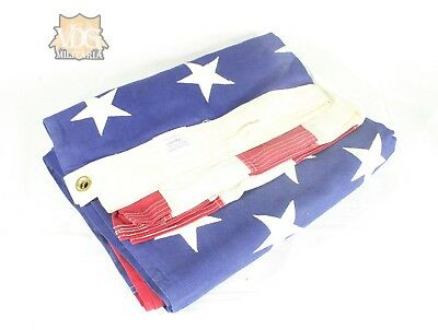 Large Vintage Cotton US 50 Star Flag-Flag Source