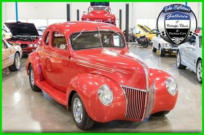 Ford Deluxe 1939 Ford Deluxe Custom 327 V8 Automatic Auto 39 Steel Body 39 1939 Ford Deluxe Custom 327 V8 Automatic Auto 39 Steel Body 39