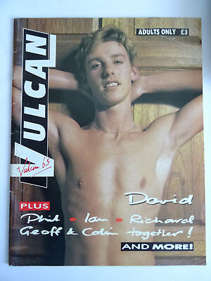 Gay interest magazine