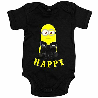 Body bebé Sons Of Anarchy Minion Happy