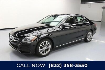 Mercedes-Benz C-Class C300 4dr Sedan Texas Direct Auto 2017 C300 4dr Sedan Used Turbo 2L I4 16V Automatic RWD Sedan