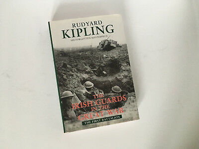 The Irish Guards in the Great War, The First Battalion, Kipling, nice condition