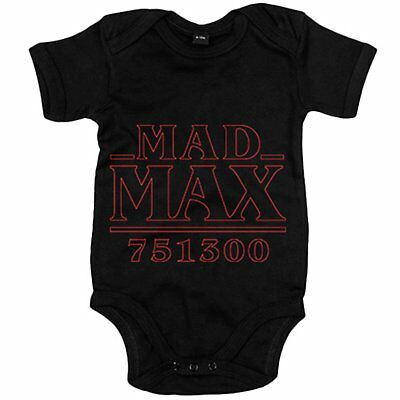 Body bebé Stranger Things 751300 Max Madmax