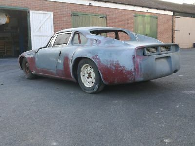 Davrian Mk5 project. Hillman imp based sports car. Ideal historic race car