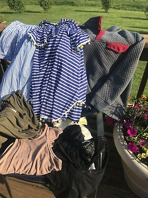 Lot Of 6 Women's Medium Michael Kors, Free People, Express And Boutique Stores