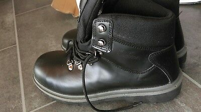 726478ccf71 SAFETY BOOTS ARCO WORK BOOTS Black 6L5100 Arco Essentials S1P ...