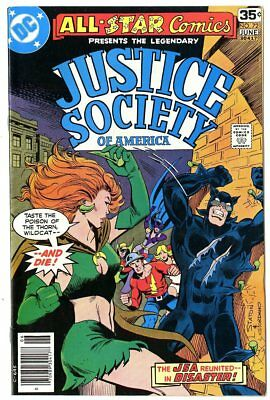 All Star Comics #72 NM 9.4 white pages  Justice Society  DC  1978  No Reserve