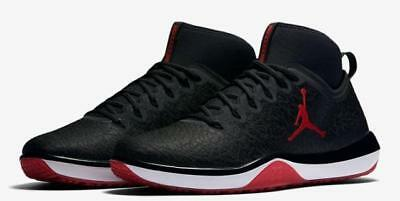 18ab01a32cf0 Nike Air Jordan Trainer 1 Black Gym Red White Multiple Sizes 845402-001 With  Box