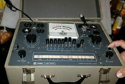 Knight 600A Tube Tester  Allied Radio Chicago