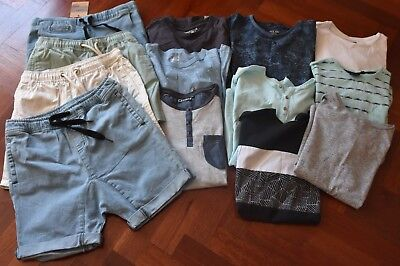 Boys Size 12 Summer Clothing - Industrie, Witchery, Academy