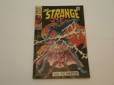 *AR* Dr Doctor Strange #177 Feb 1969 The Cult and the Curse! Asmodeus! Satannish