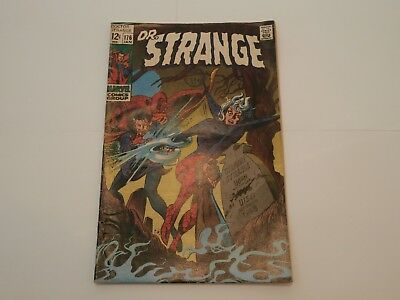 *AR* Dr Doctor Strange #176 Jan 1969 O Grave Where is Thy Victory?! Colan! Clea!