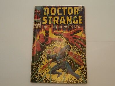 *AR* Dr Doctor Strange #171 August 1968 In the Shadow of Death! Victoria Bentley
