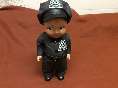 Buddy L Cities Service Doll, Gas and Oil AdVertising Rare!  Very Clean!