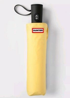 Hunter for Target Yellow Compact Umbrella Limited Edition! NWT SOLD OUT!!!!