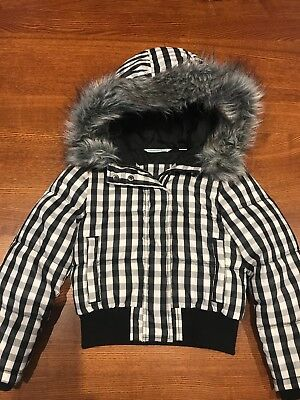 Gorgeous COUNTRY ROAD Girls Puffer Jacket - Size 4-5 Great Condition