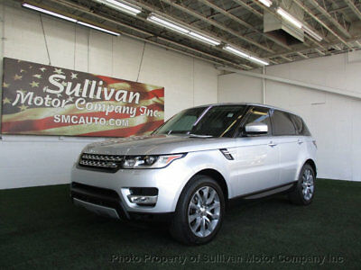LAND ROVER RANGE ROVER SPORT 4WD 4dr HSE