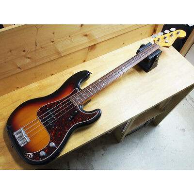 Fender USA American Vintage Precision Bass Electric Bass Guitar (Used)