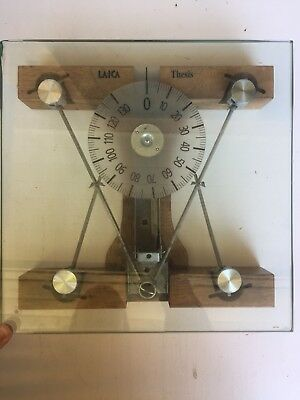 LAICA Vintage 1950s Glass Scales