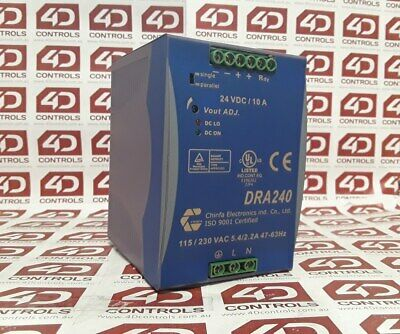 Lutze DRA240 Power Supply - Used