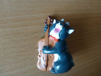 Ü-Ei Aristocats Figur BILLY BASS 1989