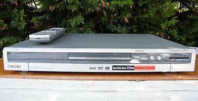 Lecteur Enregistreur DVD/HDD Sony RDR-HX910 Player recorder