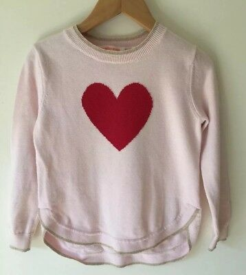 Girls Country Road Jumper / Knitwear size 5