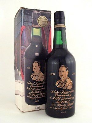 1933-1972 SEPPELT Para Port 100th Blend Leo Renato A Original Box Isle of Wine