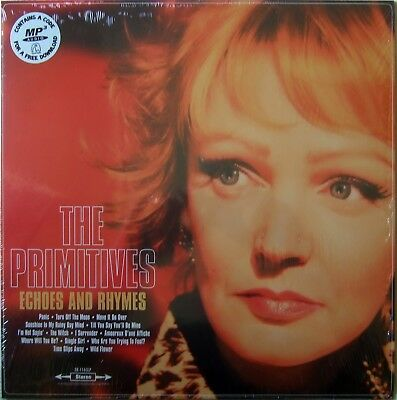 Vinyl LP The Primitives - Echoes And Rhymes