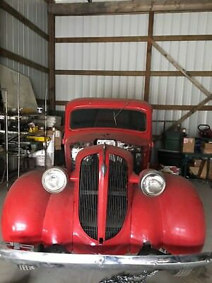 1938 Plymouth Other  *RARE* 1938 Plymouth Sedan Delivery