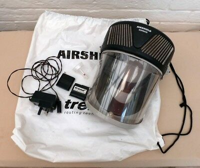 Trend Airshield Powered Respirator, original version, Used, For spares possibly