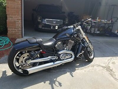 2011 Custom Built Motorcycles V-Rod Muscle  CUSTOMIZED 2011 Harley Davidson V-Rod Muscle Motorcycle