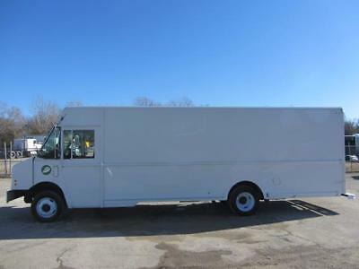 2009 Workhorse W62 22' Step Van - Gas/Propane