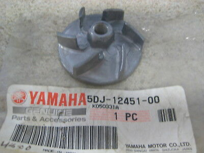 NOS OEM Yamaha Water Pump Impeller 1998-05 WE400F YZ400F YZ250 5DJ-12451-00