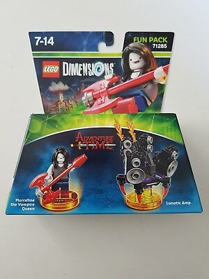 Lego Dimensions Fun Pack 71285 Marceline Vampire Queen Adventure Time Neu OVP