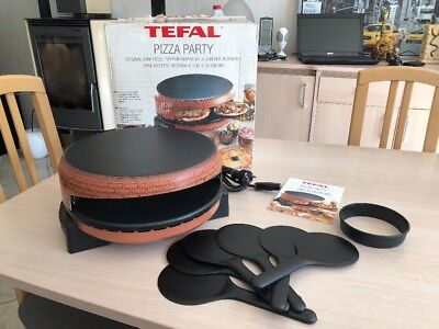 Pizza Party Tefal