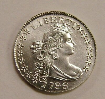 Gallery Mint Fantasy Token - 1796 Draped Bust Silver Dime