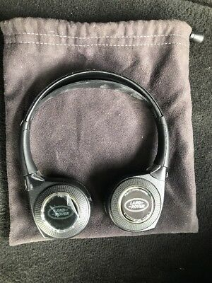 Land Rover Range Rover Evoque Sports In Car Wireless Headphones Genuine