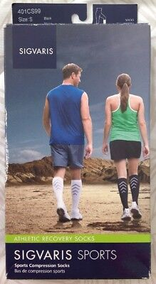 Women's Sigvaris 401C Athletic Recovery 15-20 mmHg Knee High Compression Socks