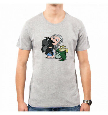 T-Shirt Uomo It's So Fluffy Sweet Game Of Thrones Trono Di Spade Lc0003A Pacdesi