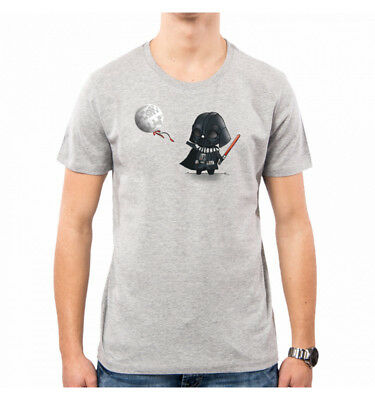 T-Shirt Uomo Lil Sith Graphiti Darth Vader Fener Star Wars Lc0006A Pacdesign
