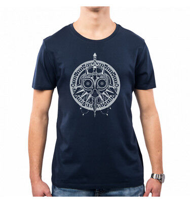T-Shirt Uomo Tribal Mask Lc0014A Pacdesign