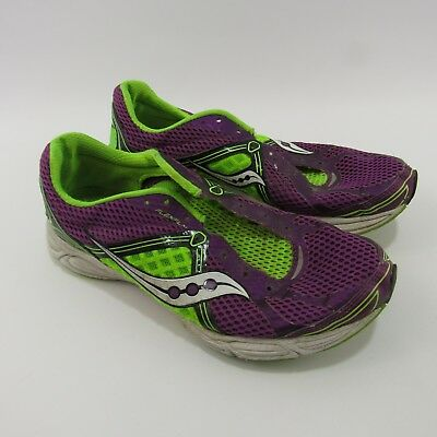 bb34829e4dd5 Saucony Fastwitch 6 Running Shoes Women s Size 11 Purple   Green Trainers