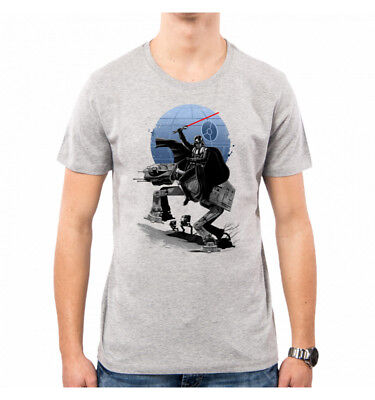 T-Shirt Uomo Crossing The Dark Path Star Wars Vt0066A Pacdesign