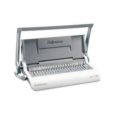 Fellowes Star 150 Manual Comb Binding Machine - 5006501